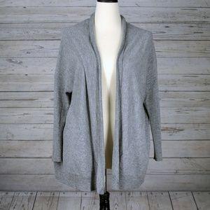 Eileen Fisher Drop Shoulder Cardigan Sweater